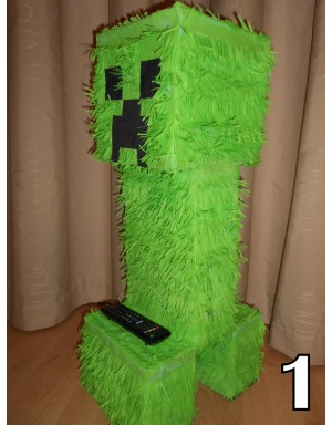 Pinata Minecraft