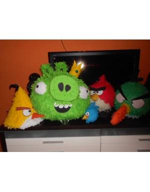 Pinata angry birds