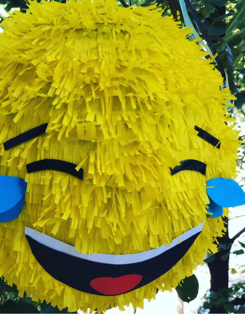 Pinata Smile Face
